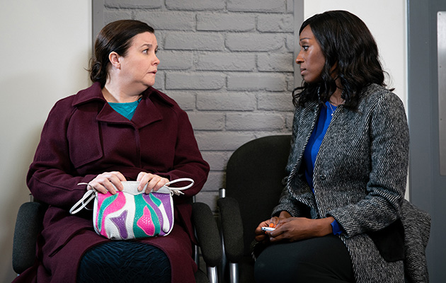 Coronation Street spoilers: Mary Taylor and Angie pray Jude is still alive