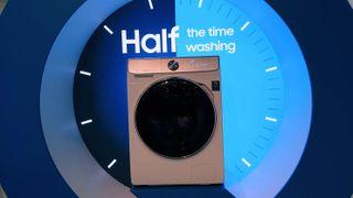 QuickDrive Washing Machine with Add Wash