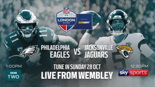 Philadelphia Eagles vs Jacksonville Jaguars live stream nfl london