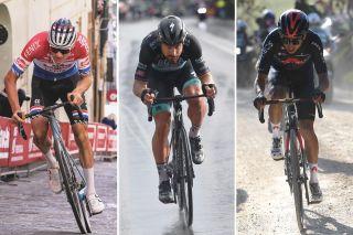 Van der Poel Sagan Bernal Tirreno riders to watch