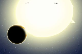 Super-Earth HIP 116454b