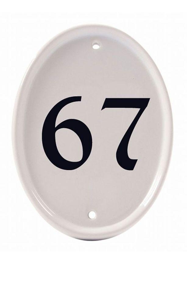 Count Us In: 9 of the Best Door Numbers
