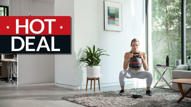 Bowflex SelectTech 840 kettlebell is BACK IN STOCK