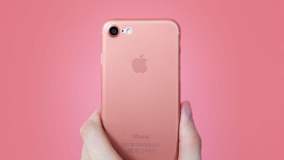Spigen Cover iPhone 7 Plus Cover iPhone 8 Plus [Cover Silicone