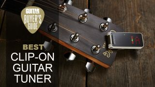 Best clip-on guitar tuners 2021: stay in tune with 10 of the best available today