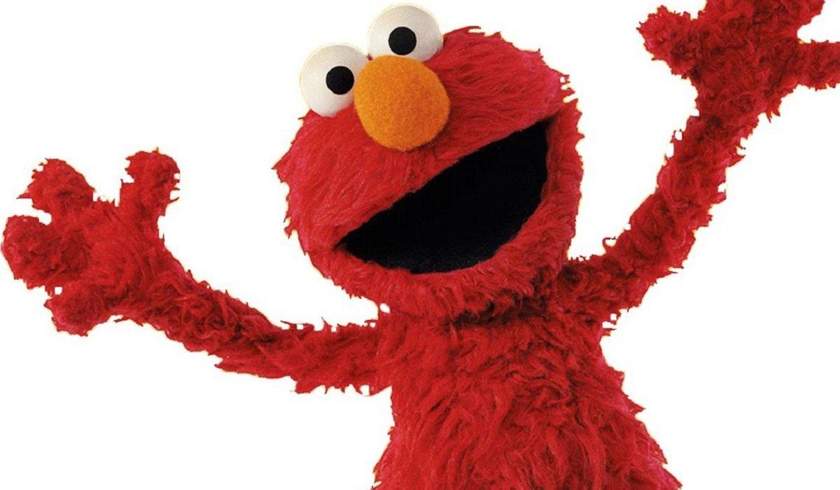 Elmo Sesame Street