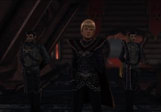 Lt. Natasha Yar half-Romulan daughter, Sela