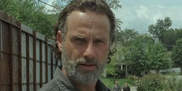 Andrew Lincoln The Walking Dead Season 7