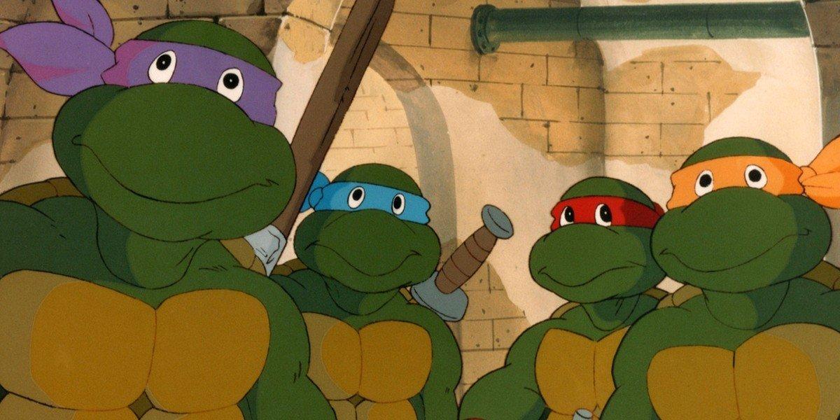 The 6 Animated Teenage Mutant Ninja Turtles TV Shows And