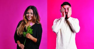 There are sure to be plenty of laughs as Gogglebox favourite Scarlett Moffatt swaps her TV dinner for a slap-up meal. I
