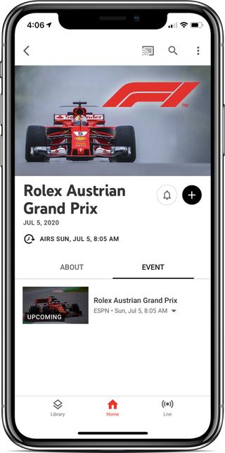 Austrian Grand Prix Espn
