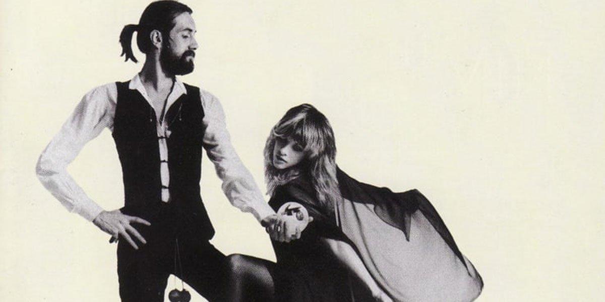 Rumours album cover 1977