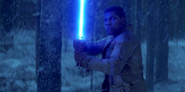Star Wars Finn The Last Jedi Lightsaber
