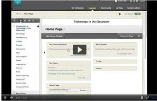 Video Tutorial: Blackboard 9.1 Service Pack 8 - Grade Center Training