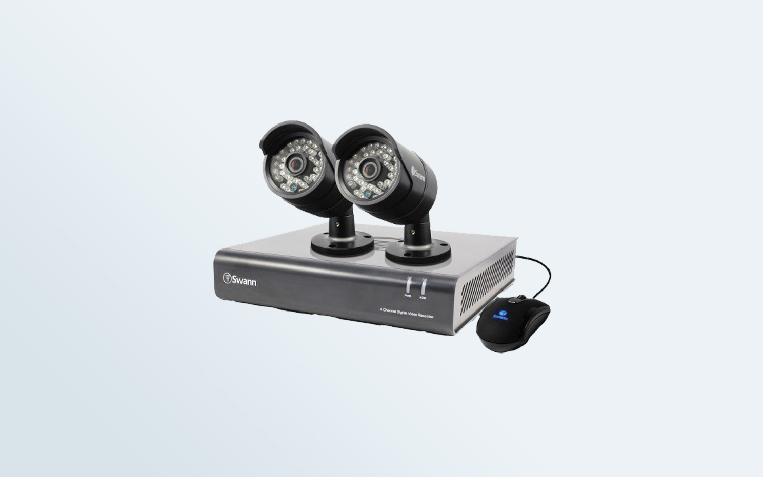 Best Home Surveillance Systems of 2019 | Top Ten Reviews