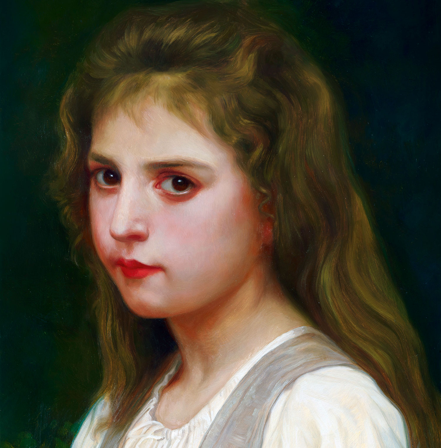 Paint a portrait like the old masters creative bloq baditri Image collections