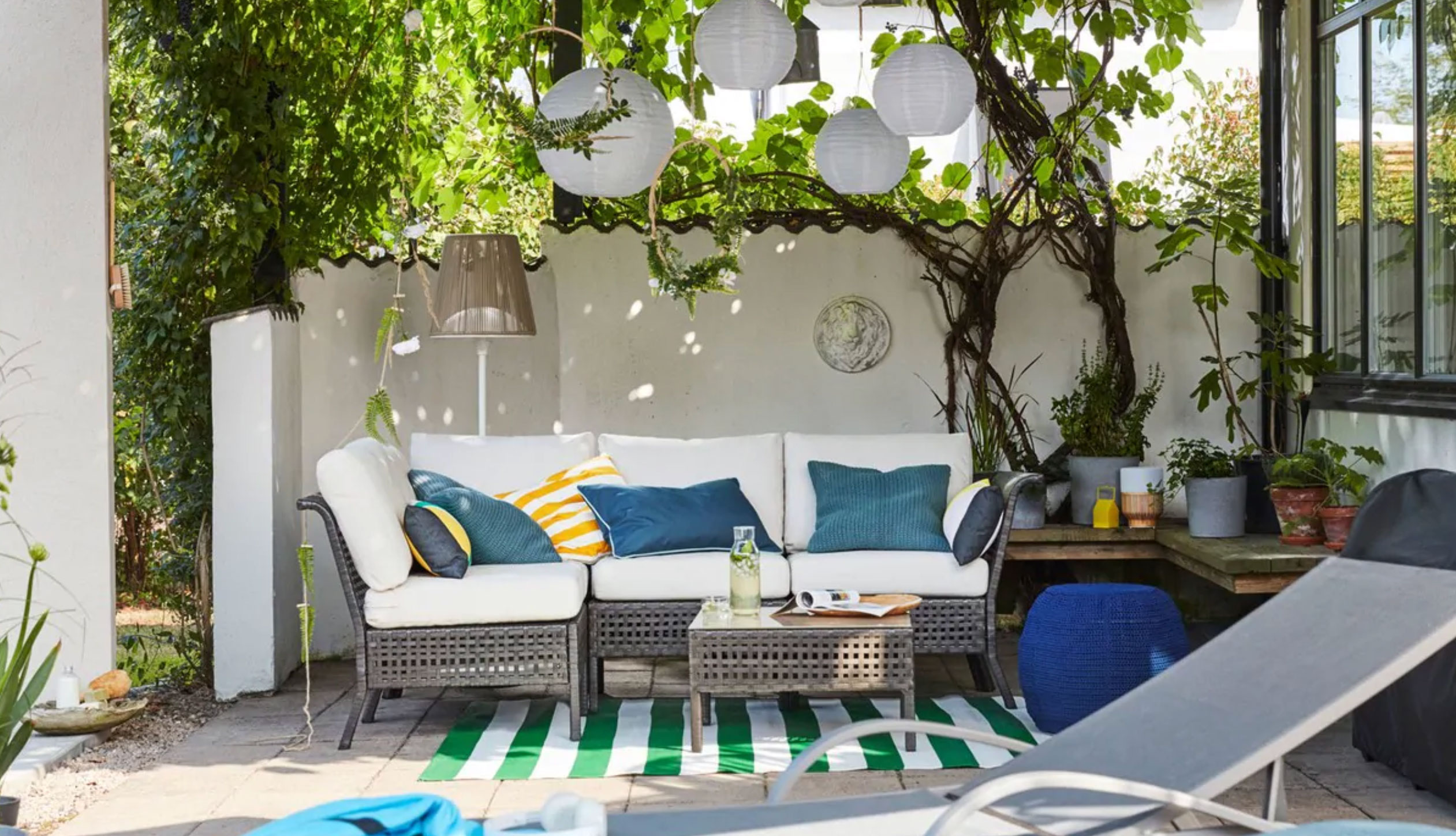 Small garden ideas: 12 looks to copy in your tiny garden space