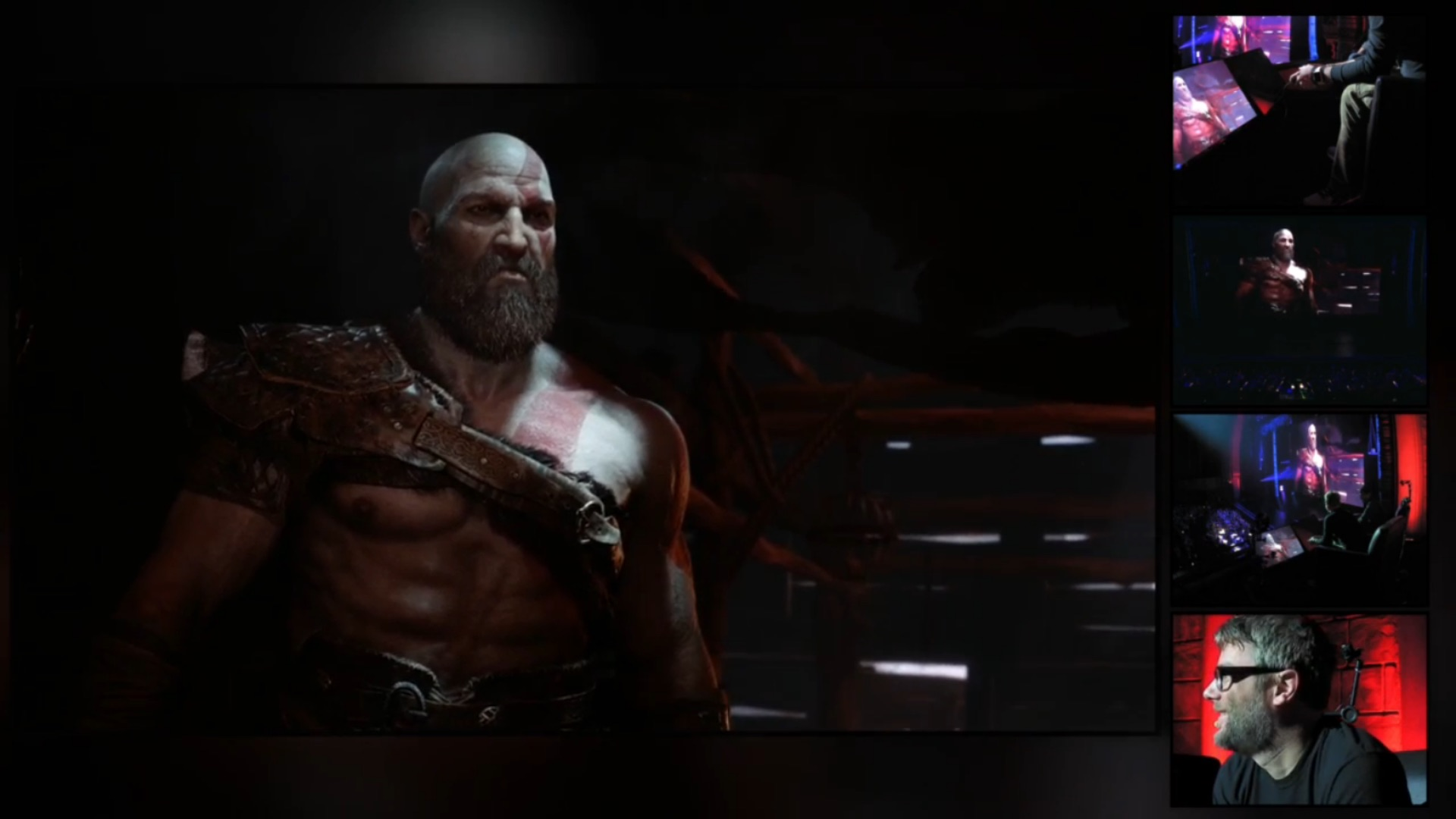 God Of War Takes A More Serious Fatherly Tone In Upcoming