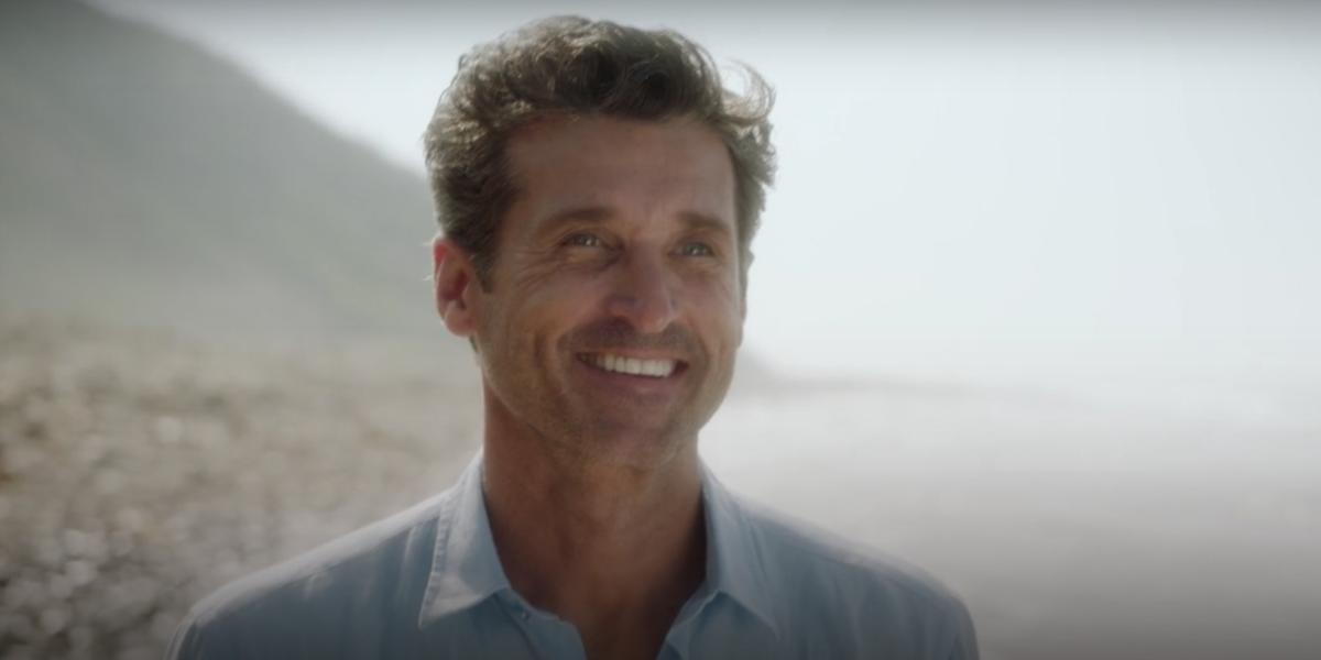 Grey's Anatomy Derek Shepherd McDreamy on the beach