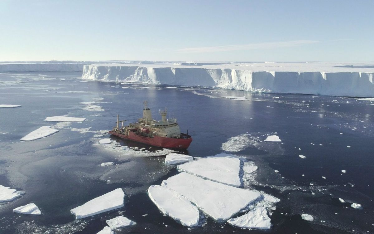 Antarctica's 'Doomsday Glacier' close to tipping point unmanned sub reveals – Livescience.com