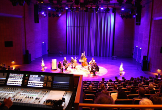 Soundcraft and JBL VERTEC for Norwegian Academy of Music