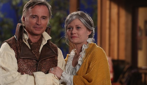 Rumplestiltskin and belle once upon a time abc