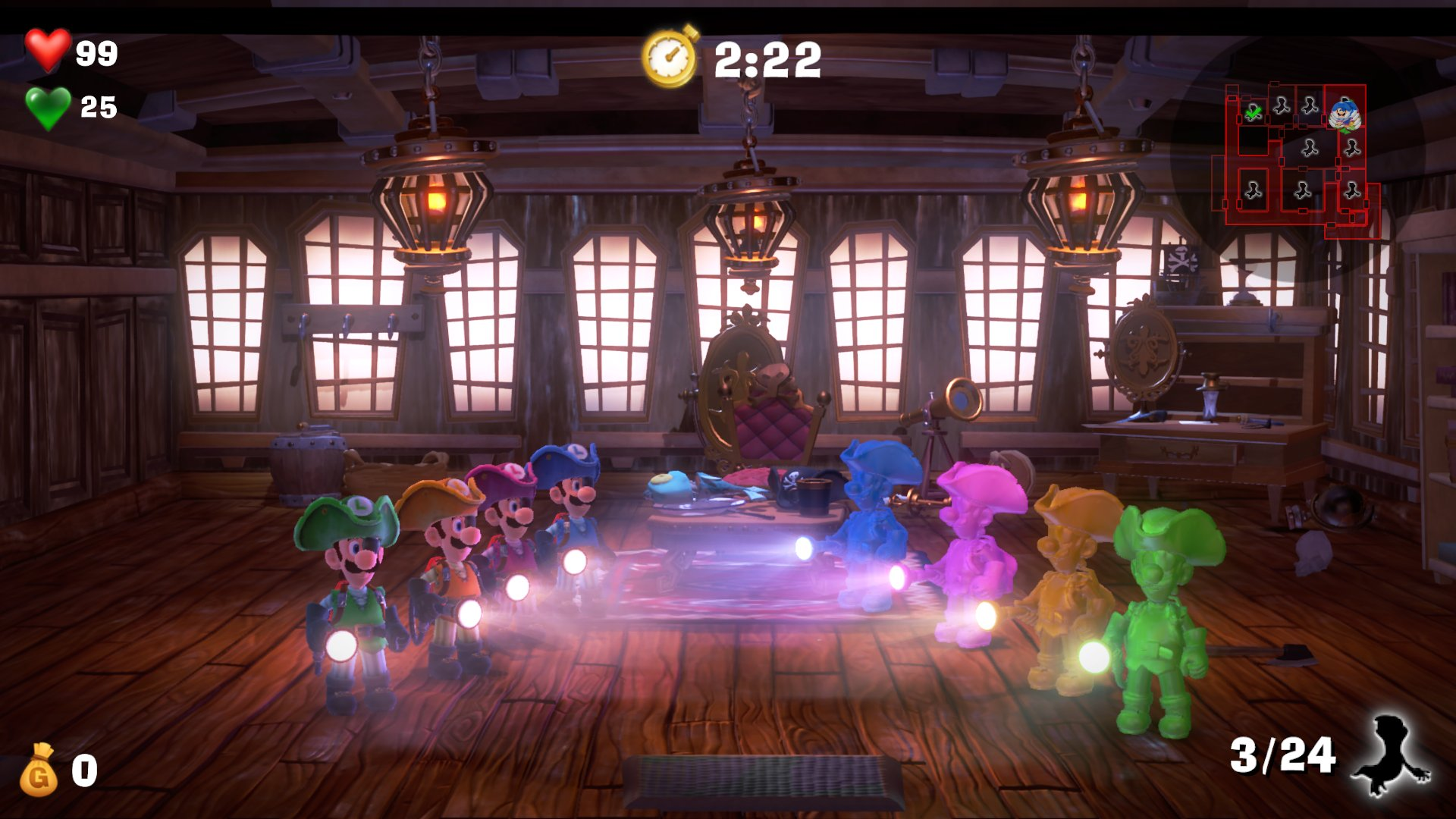 Luigi S Mansion 3 Dlc Part 2 Is Live Gamesradar