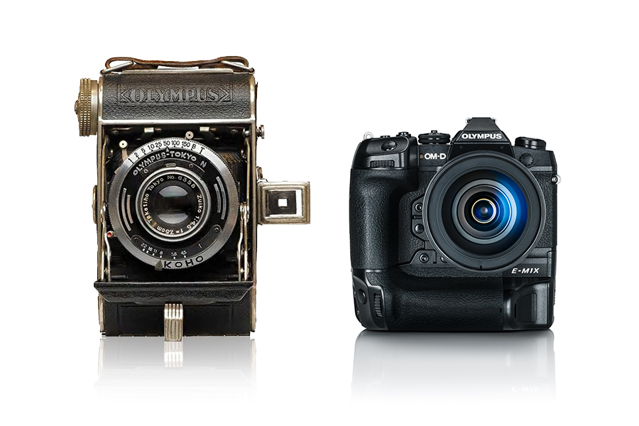 Behind the lens: A look inside Olympus' iconic cameras