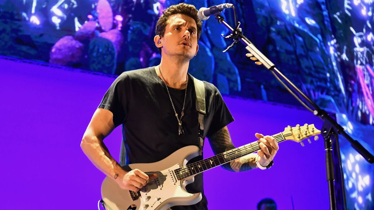 """John Mayer: """"I've tried to stop playing the guitar and start playing music on the guitar"""""""
