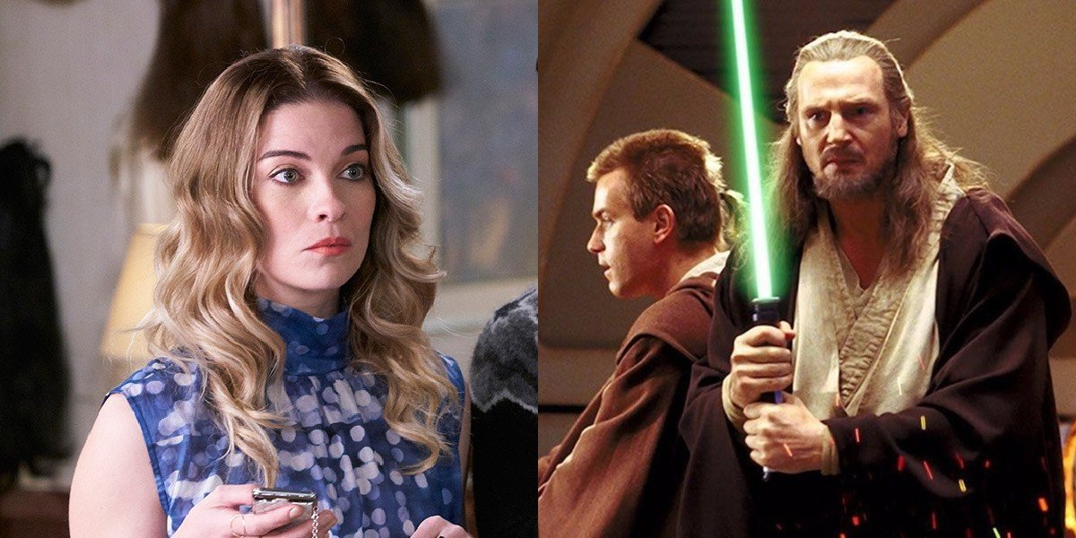 Someone Added Schitt's Creek's Alexis To Star Wars And Dan Levy Approves