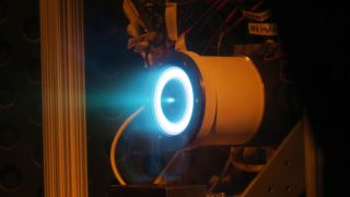 Apollo Fusion is licensing technology from JPL to create a new high-power Hall thruster called AXE that offers a longer lifetime than existing systems.
