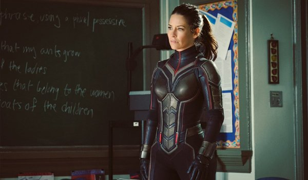 Hope van Dyne Wasp Evangeline Lily Ant-Man And The Wasp