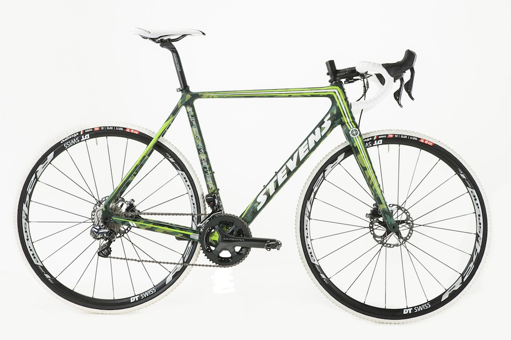 Stevens Super Prestige Disc Di2 review - Cycling Weekly