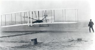 space history, first flights, unique aircraft, Wright brothers
