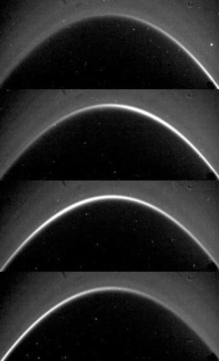 Saturn's Mysterious G-ring Explained