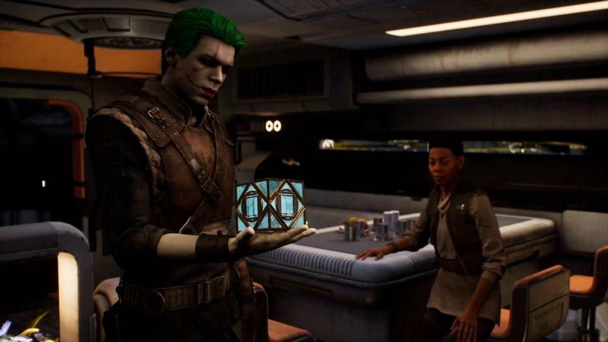 Star Wars Jedi: Fallen Order mod turns Cal into the Joker