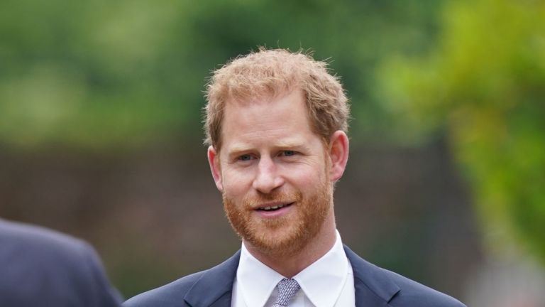 Prince Harry to release memoir—but he won't be writing solo