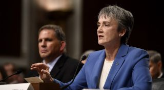 Heather Wilson, Sec of Air Force