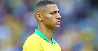Richarlison Brazil Everton