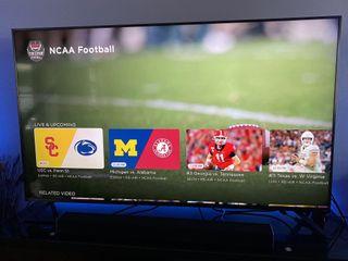ESPN app on Roku