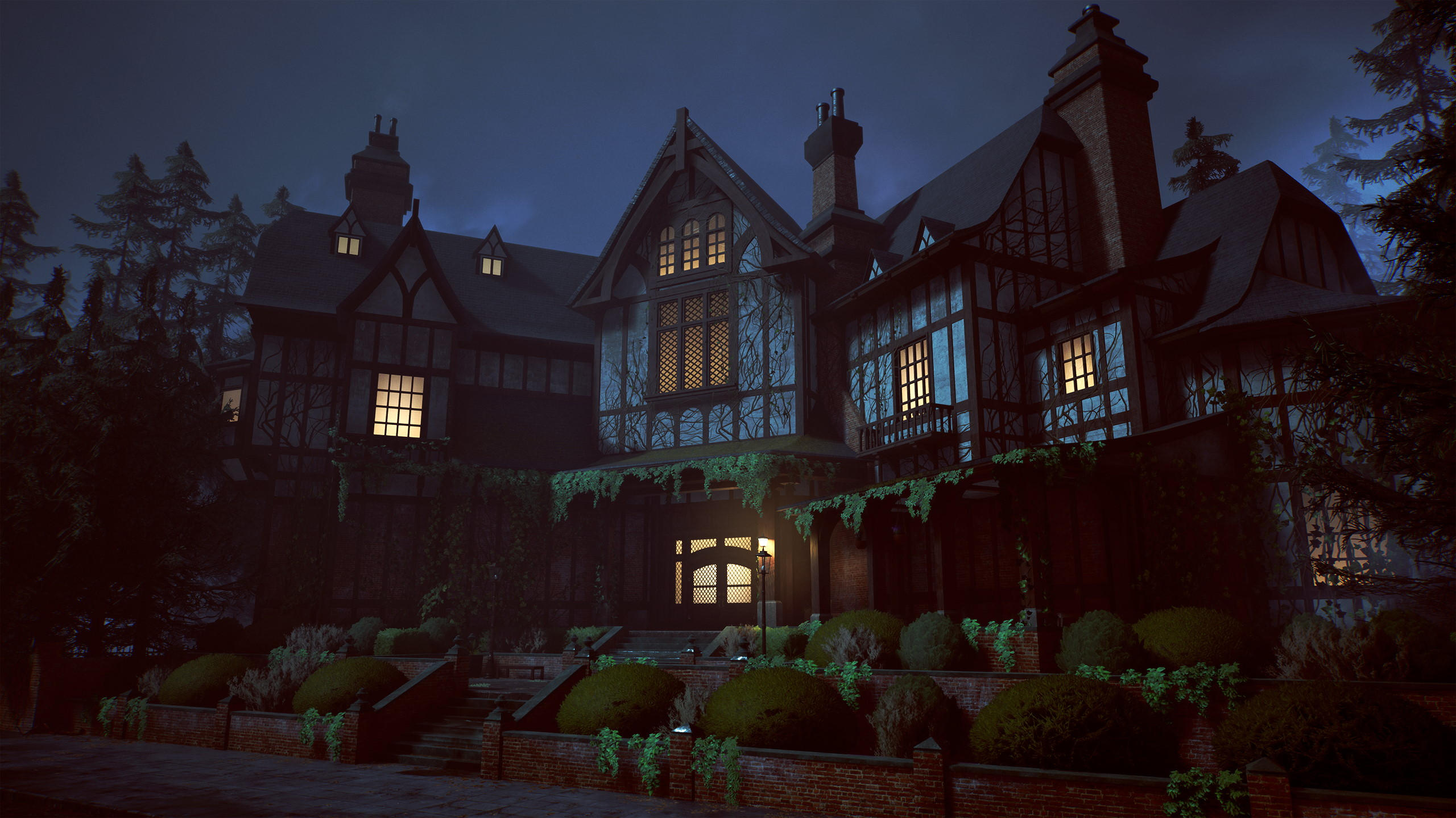 Bloodline 2's first faction is the old money Pioneers | PC Gamer
