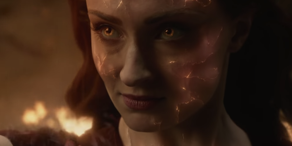 Sophie Turner is Jean Grey in Dark Phoenix