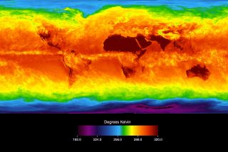 earth temps