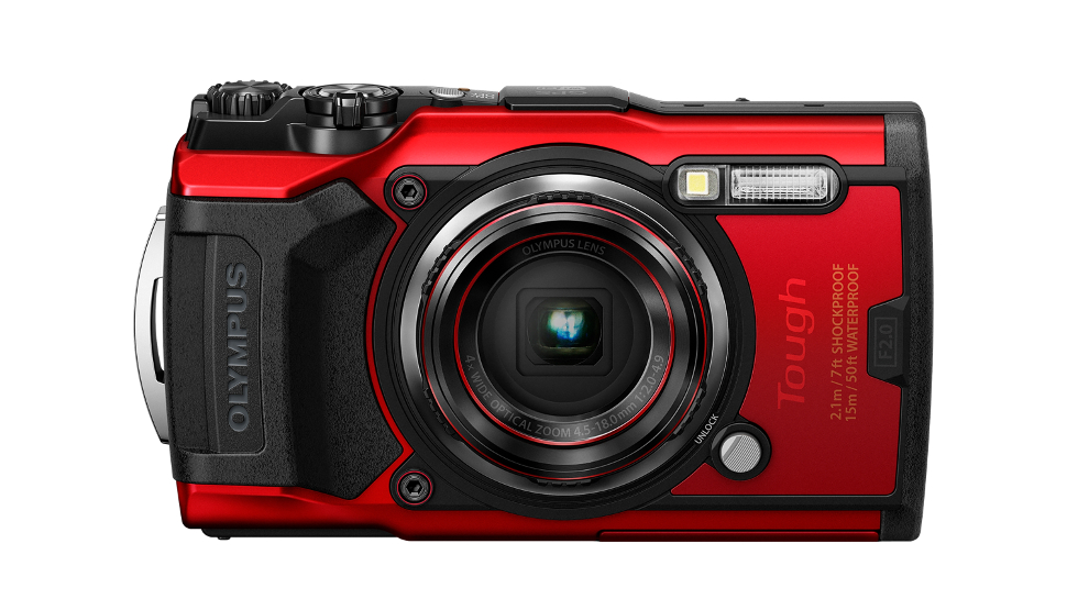 Olympus Tough TG-6 arrives with new underwater modes and accessories | Digital Camera World