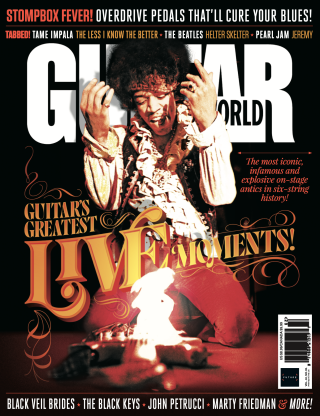 Guitar's greatest live moments