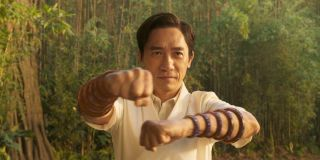 Wenwu with the Ten Rings in Shang-Chi And The Legend Of The Ten Rings