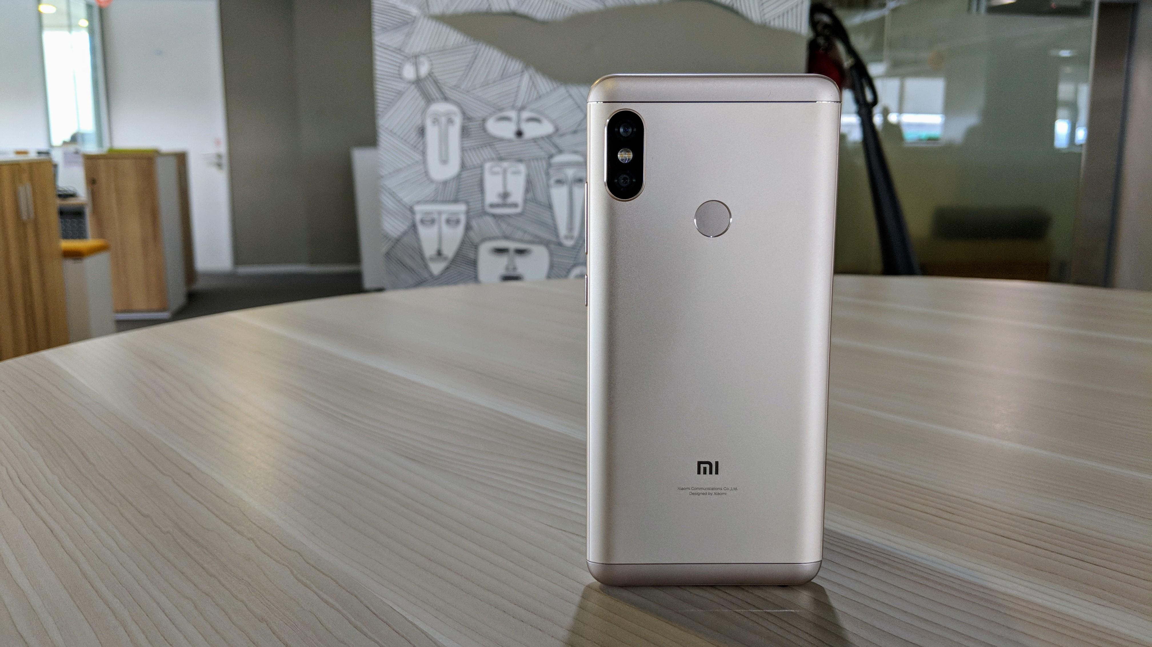 Xiaomi Redmi Note 5 Pro Techradar 3g White