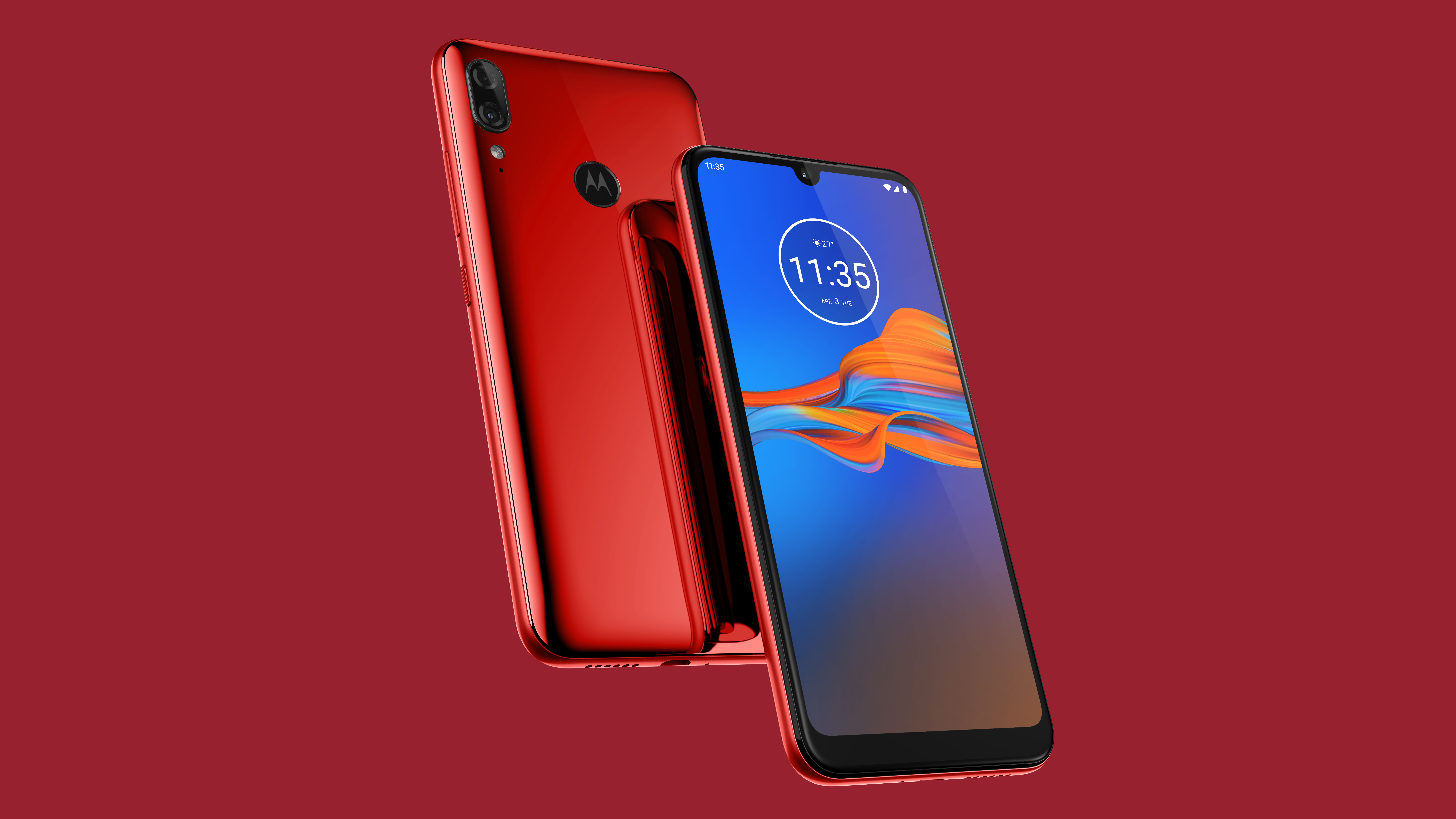 Moto E6 Plus is Motorola's new affordable smartphone with G7