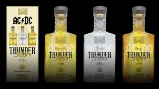 AC/DC's Thunderstruck tequila