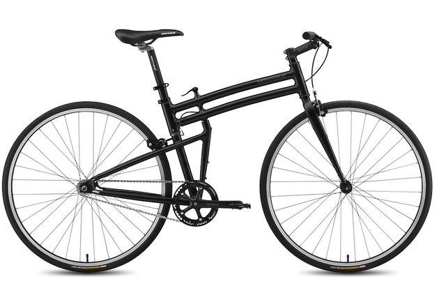 Montague Boston складной велосипед